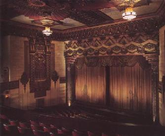 Historic Warner Grand Theatre in Los Angeles